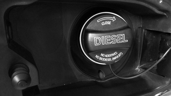Unfortunately I can only fill up Euro 5 diesel and it is not available across the causeway.
